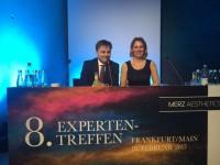 18.02.2017 Moderation und Vorsitz des 8. Expertentreffen der Firma Merz in Frankfurt am Main