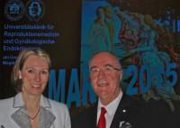 21.03.2015 Frau Dr. med. M.Montanari war Referentin auf der 'Magdeburger Arbeitstagung Reproduktionsmedizin Interdisziplinäre Andrologie Endokrinologie(MARIE)'