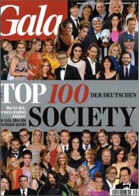 Dr. Michaela Montanari in dem Beautysonderheft Ausgabe Nr. 39, 2013 der \'Gala\'